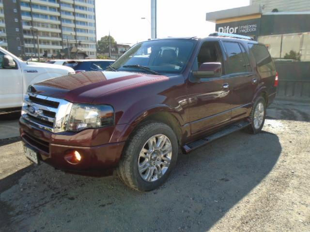 FORD       EXPEDITION LIMITED 4WD 5.