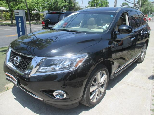 NISSAN     PATHFINDER EXCLUSIVE 4X4