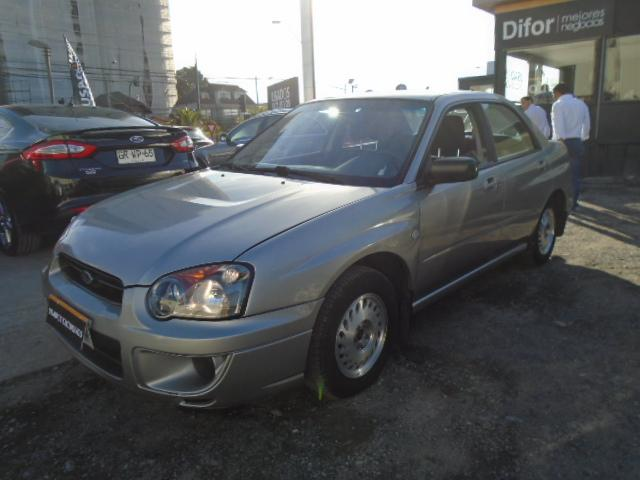 SUBARU     IMPREZA 1.6I AWD AT